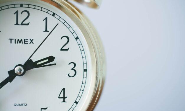 5 consigli per essere più produttivi