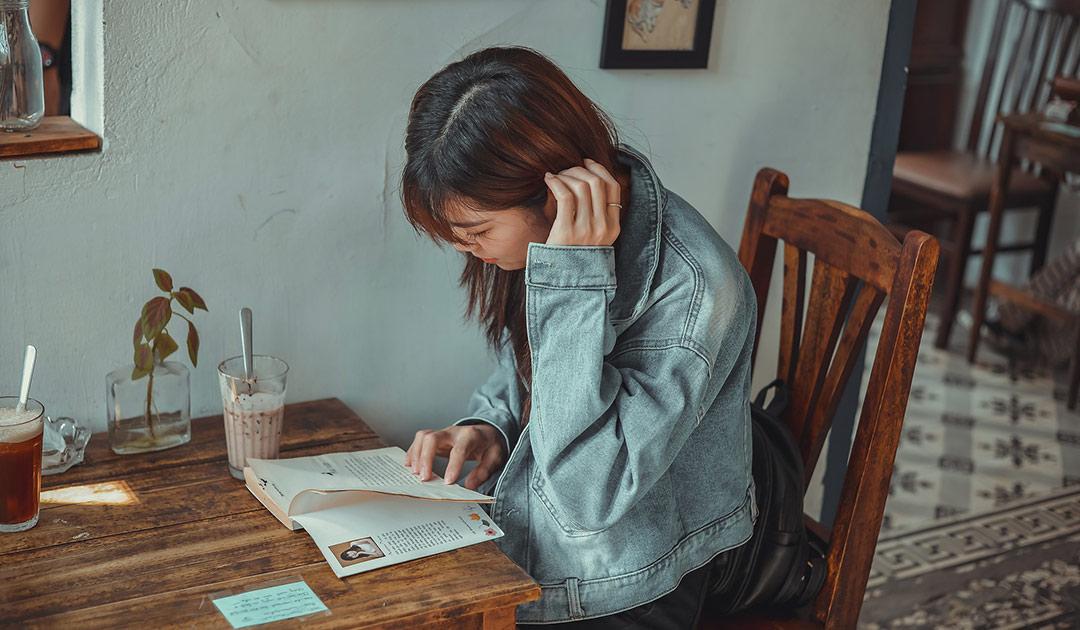 La pressione di finire un libro